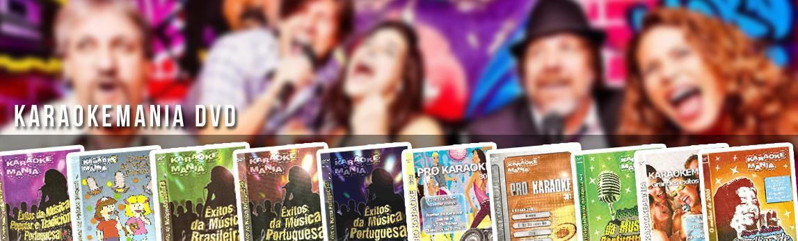 Karaokemania DVD